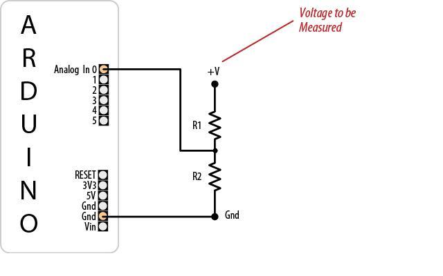 voltage reader