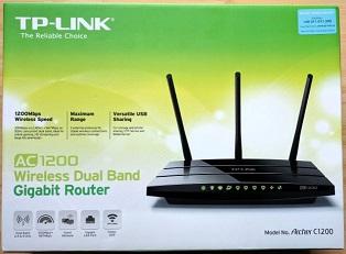 Unifi got no connection  Bad TP-LINK Router Archer C1200 from TM